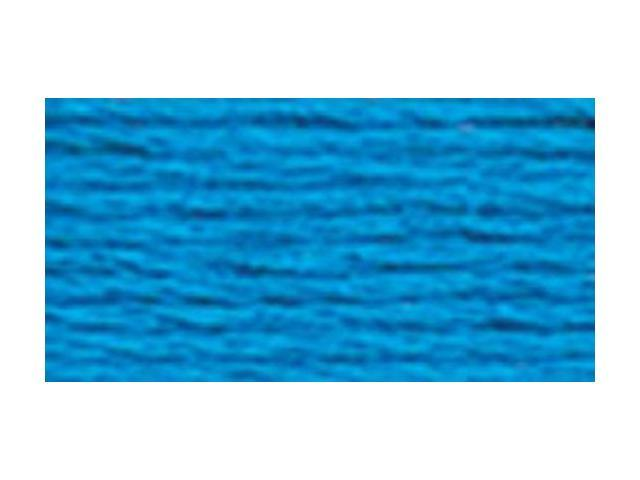 DMC Six Strand Embroidery Cotton 100 Gram Cone-Electric Blue Dark