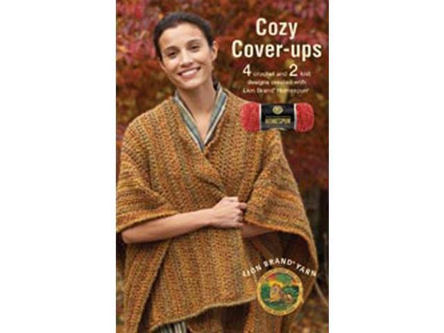 Leisure Arts-Cozy Cover-Ups -Homespun