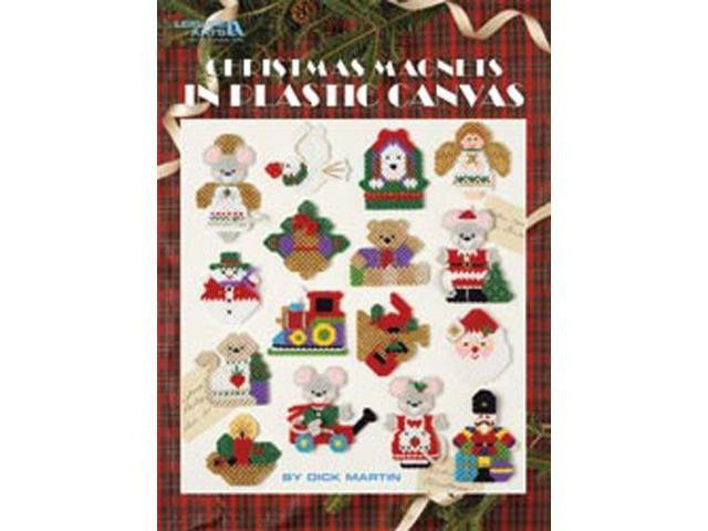 Leisure Arts-Christmas Magnets