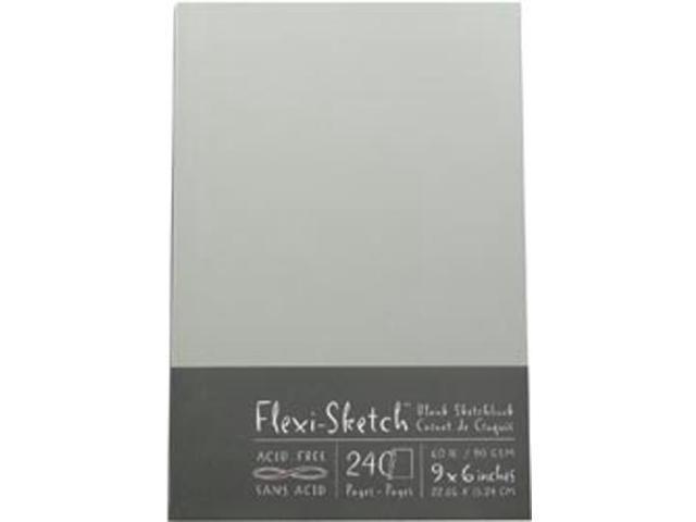 Flexi-Sketch Blank Sketchbook 9