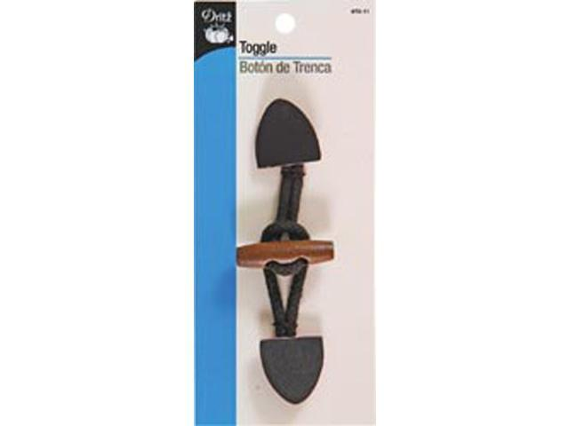 Small Toggle-Brown