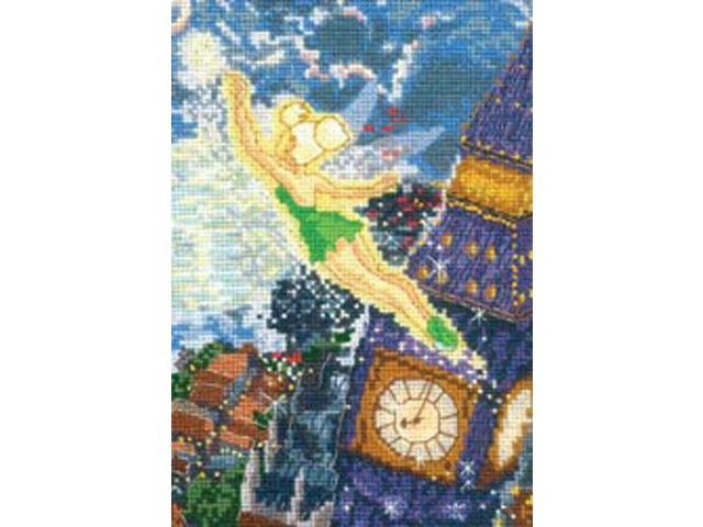 Disney Dreams Collection By Thomas Kinkade Tinker Bell Vigne-5