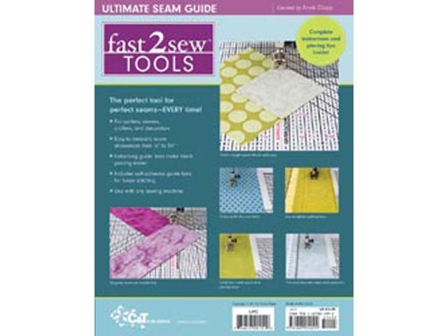 Fast2sew Tools Ultimate Seam Guide-