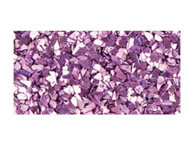 Stampendous Glass Glitter-Lavender
