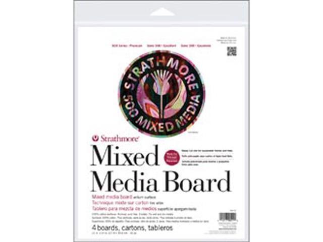 Strathmore Mixed Media Board Vellum 11
