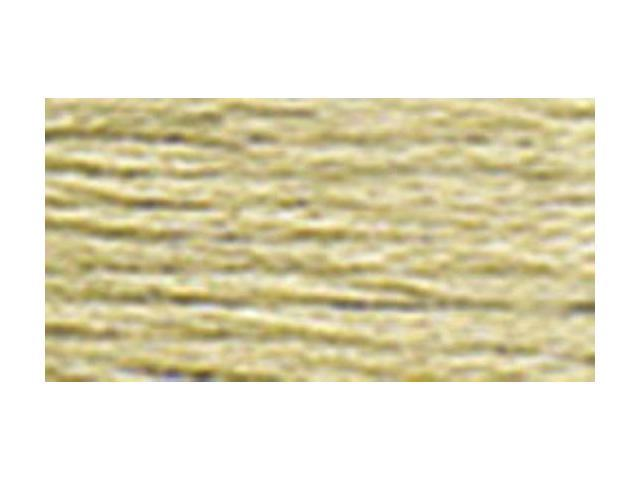 DMC Six Strand Embroidery Cotton 100 Gram Cone-Drab Brown Very Light