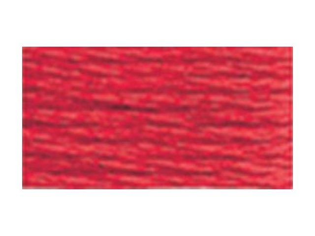 DMC Six Strand Embroidery Cotton 100 Gram Cone-Christmas Red Bright