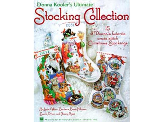 Leisure Arts-Stocking Collection