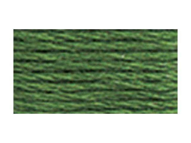 DMC Pearl Cotton Skeins Size 3 - 16.4 Yards-Dark Pistachio Green
