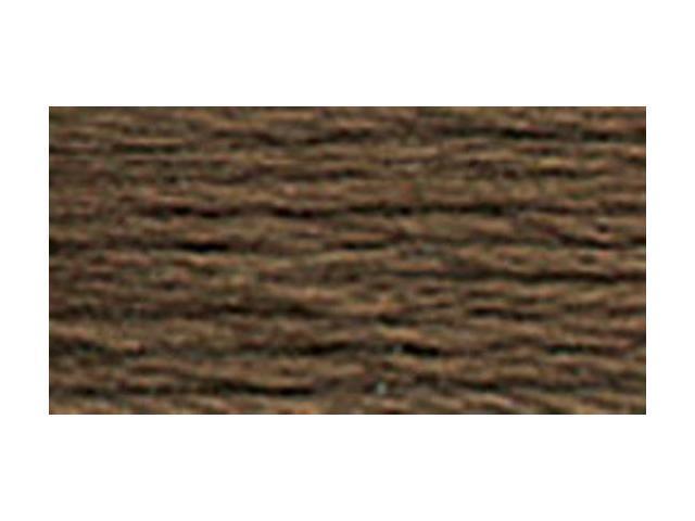 DMC Pearl Cotton Skeins Size 3 - 16.4 Yards-Dark Beige Brown
