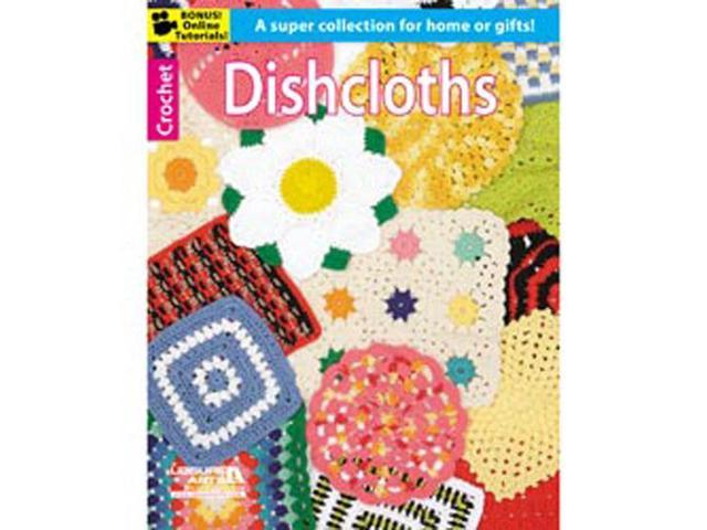 Leisure Arts-Dishcloths