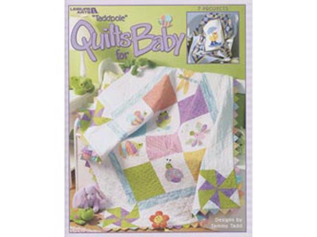 Leisure Arts-Quilts For Baby