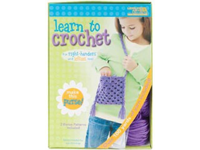 Learn To Crochet -Purse-