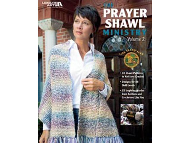 Leisure Arts-The Prayer Shawl Ministry Volume 2