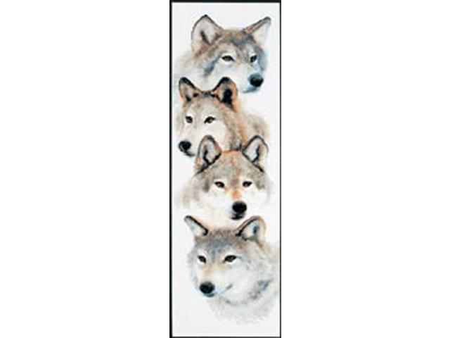 The Pack Counted Cross Stitch Kit-7