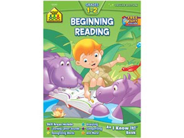 Workbooks-Beginning Reading 1-2