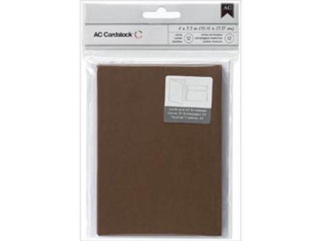 Cards & Envelopes A2 (4