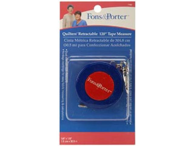 Fons & Porter Retractable Tape Measure-120