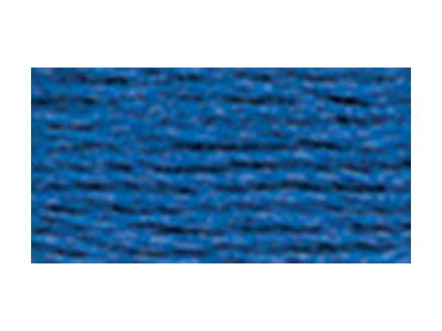 DMC Pearl Cotton Skeins Size 3 - 16.4 Yards-Royal Blue