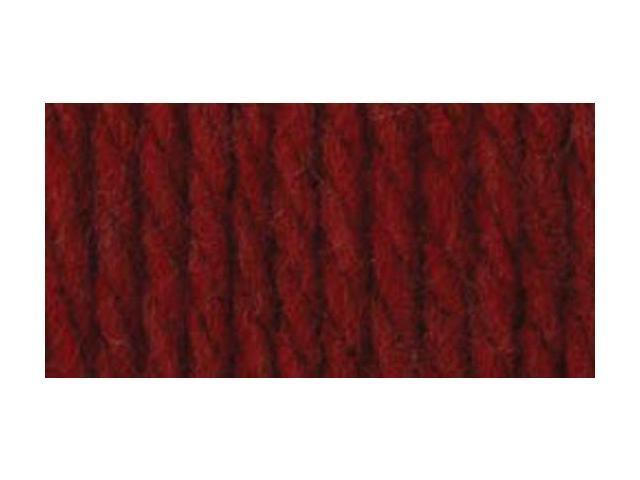 Softee Chunky Yarn-Redwood
