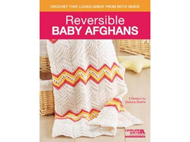 Leisure Arts-Reversible Baby Blankets