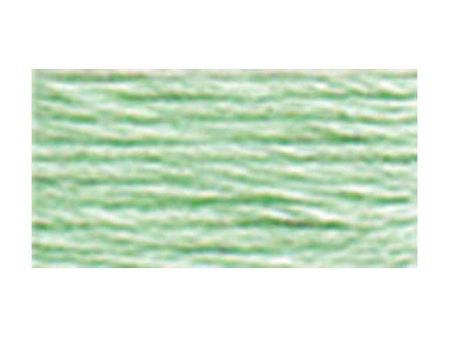 DMC Pearl Cotton Skeins Size 5 - 27.3 Yards-Light Nile Green