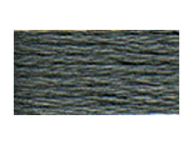 DMC Pearl Cotton Balls Size 8 - 95 Yards-Dark Pewter Grey