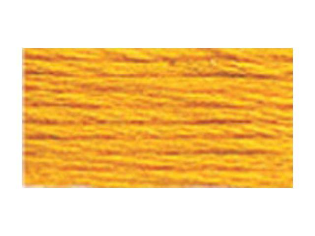 DMC Pearl Cotton Skeins Size 5 - 27.3 Yards-Deep Canary