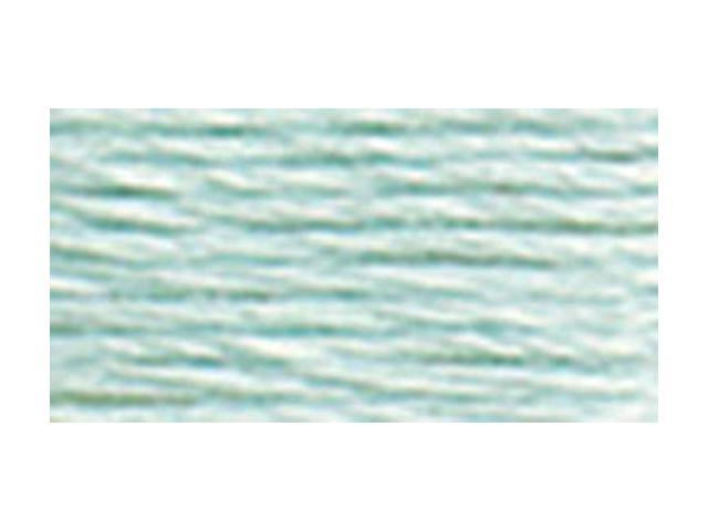 DMC Pearl Cotton Balls Size 8 - 95 Yards-Very Light Sky Blue