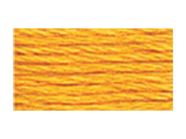 DMC Pearl Cotton Skeins Size 3 - 16.4 Yards-Light Tangerine