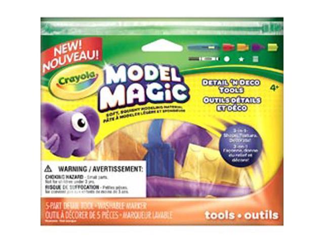 Crayola Model Magic Detail 'N Deco Tools-