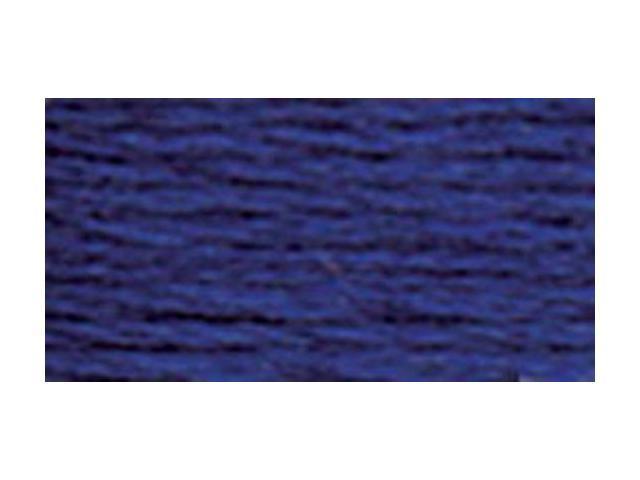 DMC Pearl Cotton Skeins Size 5 - 27.3 Yards-Very Dark Cornflower Blue