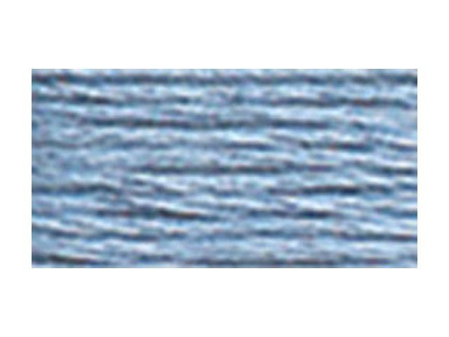 DMC Pearl Cotton Skeins Size 5 - 27.3 Yards-Light Cornflower Blue