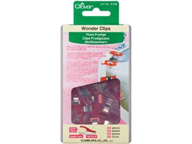 Wonder Clips 50/Pkg-
