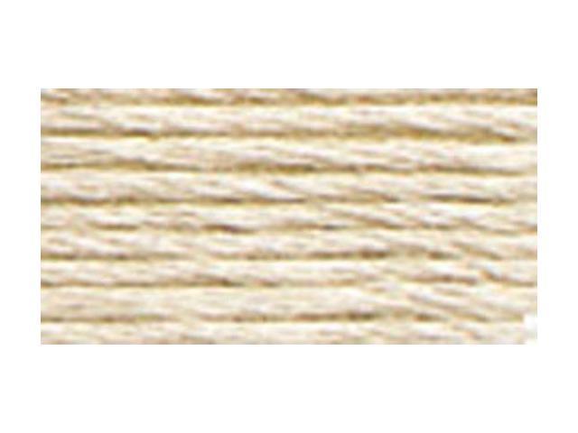 DMC Pearl Cotton Balls Size 8 - 95 Yards-Very Light Mocha Brown