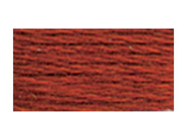 DMC Pearl Cotton Balls Size 8 - 95 Yards-Red Copper