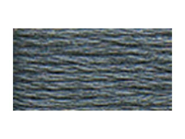 DMC Pearl Cotton Skeins Size 3 - 16.4 Yards-Pewter Grey