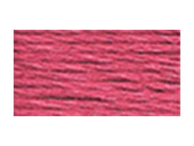 DMC Pearl Cotton Skeins Size 5 - 27.3 Yards-Very Dark Dusty Rose