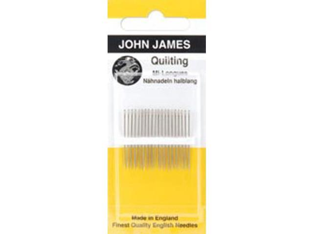 Quilting/Betweens Hand Needles-Size 11 12/Pkg