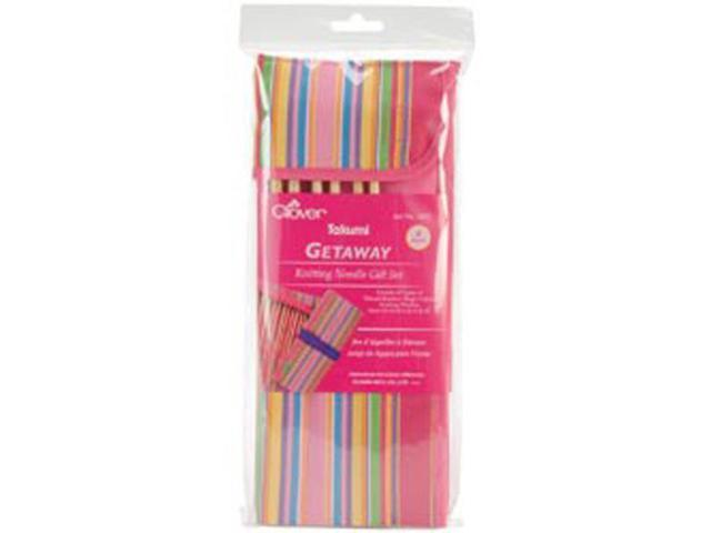 Getaway Takumi Single Point Knitting Needles Gift Set-For 9