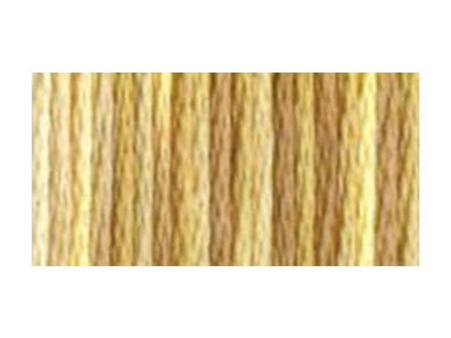 DMC Color Variations Pearl Cotton Size 5 - 27 Yards-Toasted Almond