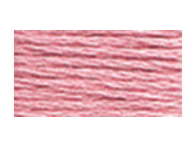 DMC Pearl Cotton Skeins Size 5 - 27.3 Yards-Light Dusty Rose