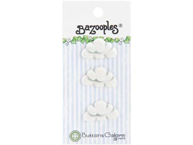 BaZooples Buttons-Clouds