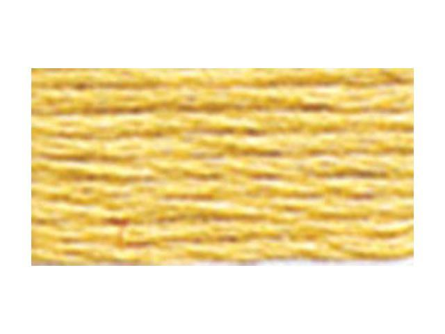DMC Pearl Cotton Skeins Size 5 - 27.3 Yards-Light Old Gold