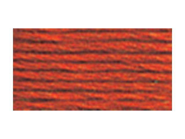 DMC Pearl Cotton Balls Size 8 - 95 Yards-Dark Burnt Orange