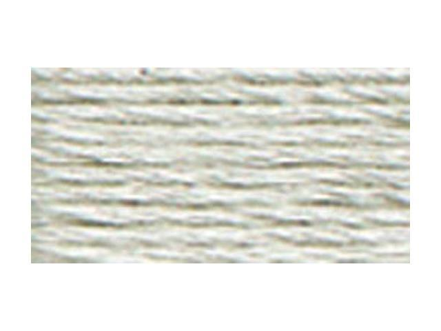 DMC Pearl Cotton Skeins Size 5 - 27.3 Yards-Very Light Beaver Grey