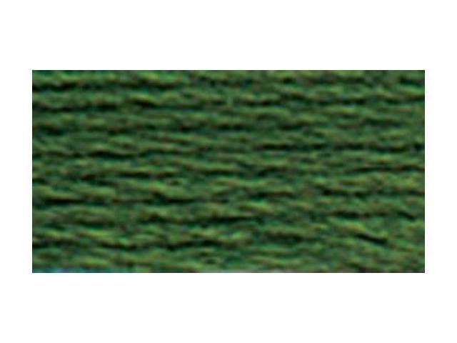 DMC Pearl Cotton Skeins Size 3 - 16.4 Yards-Dark Hunter Green