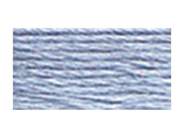 DMC Pearl Cotton Balls Size 8 - 95 Yards-Light Blue Violet