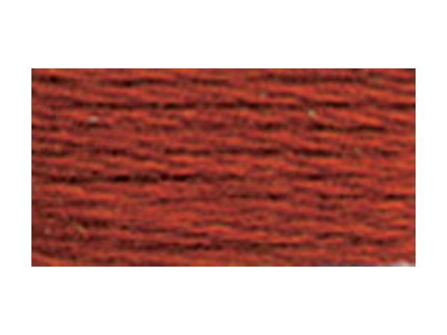 DMC Pearl Cotton Skeins Size 5 - 27.3 Yards-Red Copper