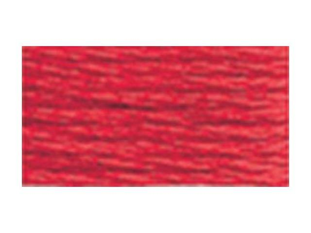 DMC Pearl Cotton Balls Size 8 - 95 Yards-Bright Red